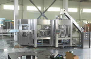 DCGF Series Carbonated Drink Filling Machine